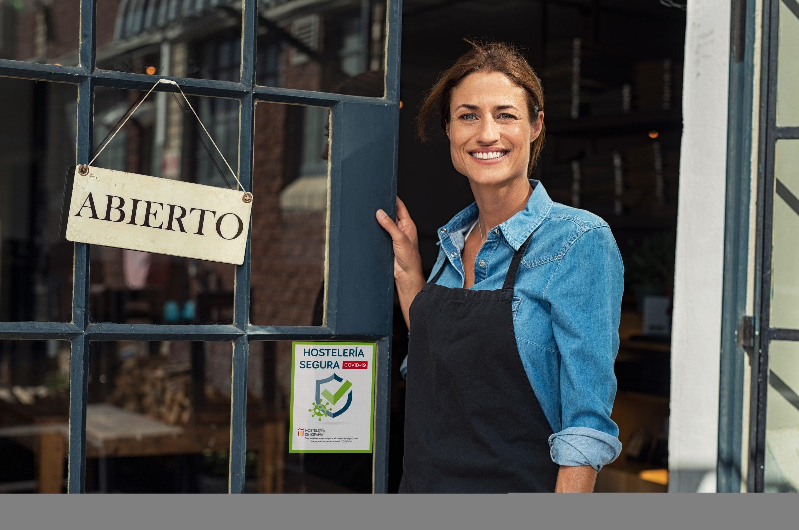 El sello 'Hostelería Segura' acreditará los establecimientos de la provincia de Alicante